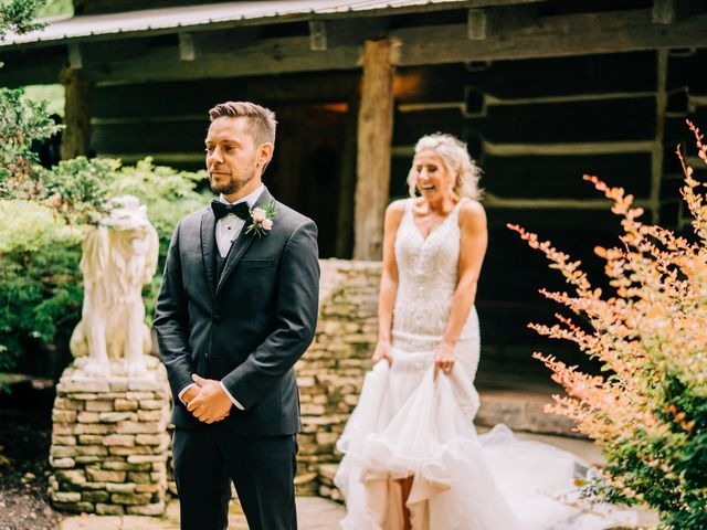 Scott and Nicole's Wedding in Knoxville, Tennessee 27