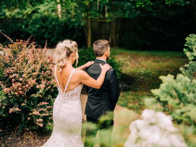 Scott and Nicole's Wedding in Knoxville, Tennessee 29