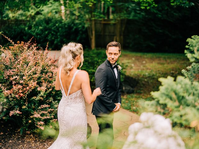 Scott and Nicole's Wedding in Knoxville, Tennessee 30
