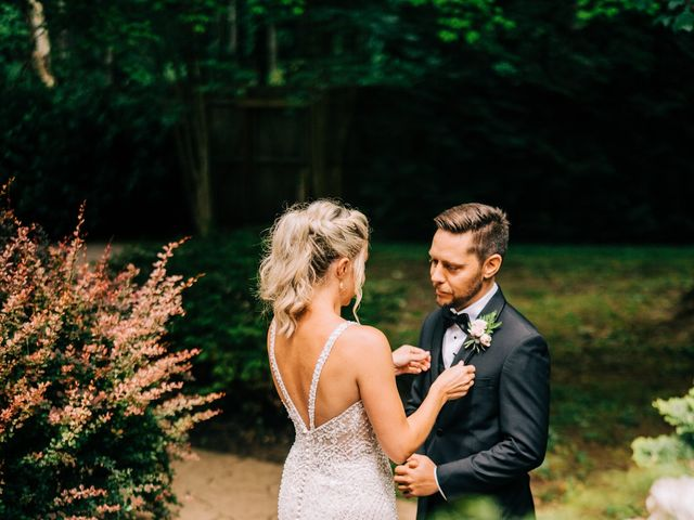 Scott and Nicole's Wedding in Knoxville, Tennessee 33