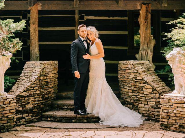 The wedding of Nicole and Scott