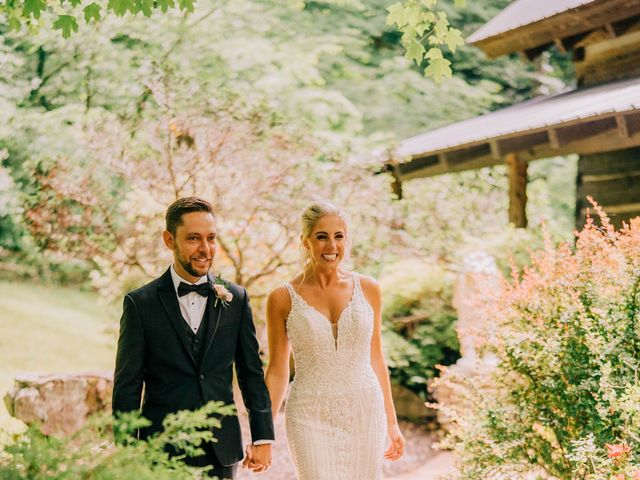 Scott and Nicole's Wedding in Knoxville, Tennessee 38