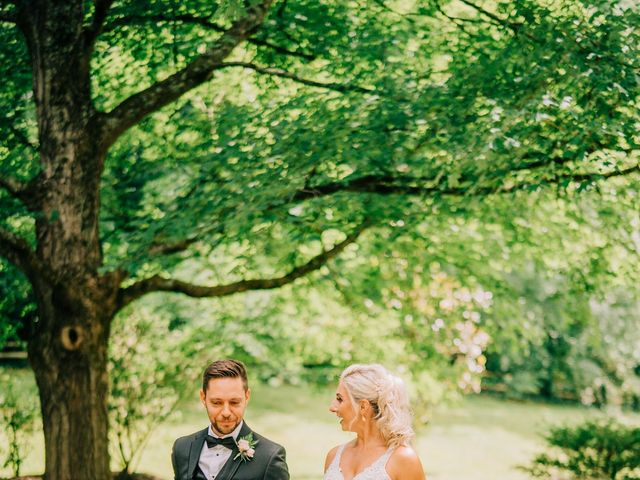 Scott and Nicole's Wedding in Knoxville, Tennessee 39