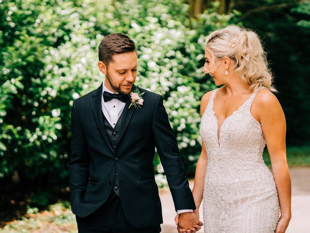 Scott and Nicole's Wedding in Knoxville, Tennessee 40