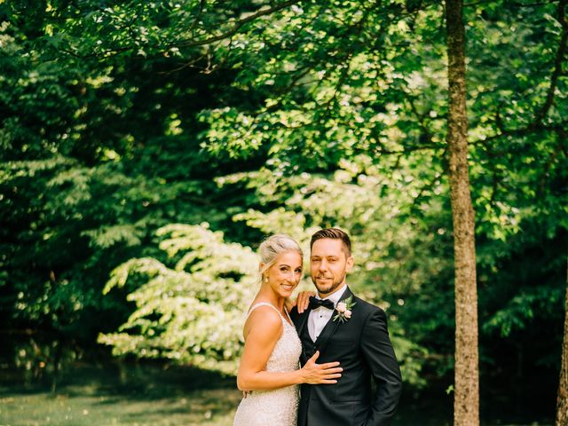 Scott and Nicole's Wedding in Knoxville, Tennessee 42