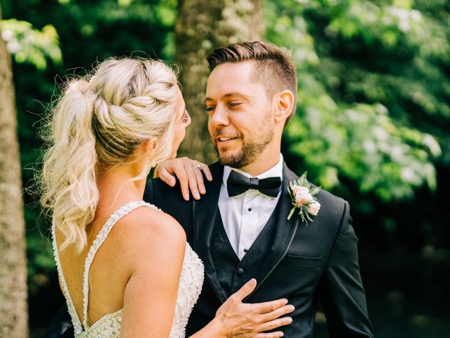 Scott and Nicole's Wedding in Knoxville, Tennessee 43
