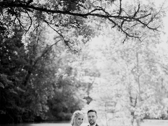 Scott and Nicole's Wedding in Knoxville, Tennessee 45