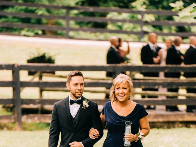 Scott and Nicole's Wedding in Knoxville, Tennessee 47