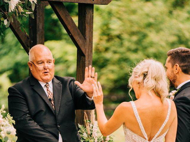 Scott and Nicole's Wedding in Knoxville, Tennessee 59