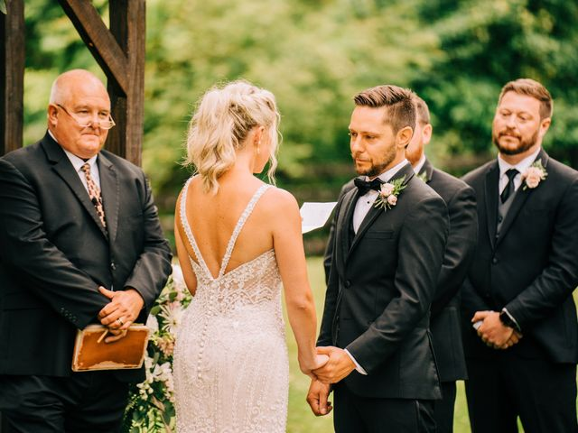 Scott and Nicole's Wedding in Knoxville, Tennessee 60