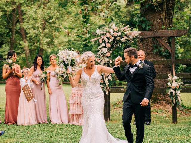 Scott and Nicole's Wedding in Knoxville, Tennessee 63