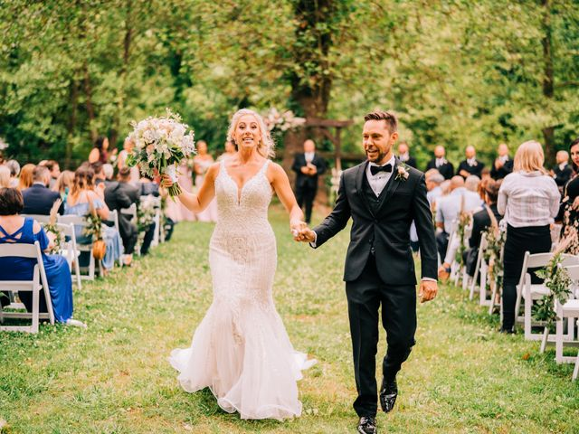 Scott and Nicole's Wedding in Knoxville, Tennessee 64