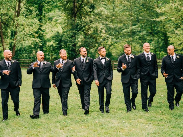 Scott and Nicole's Wedding in Knoxville, Tennessee 72