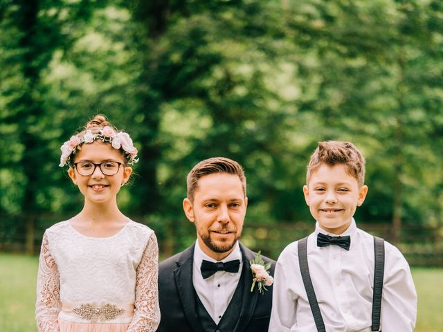 Scott and Nicole's Wedding in Knoxville, Tennessee 73