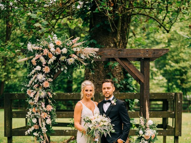 Scott and Nicole's Wedding in Knoxville, Tennessee 1