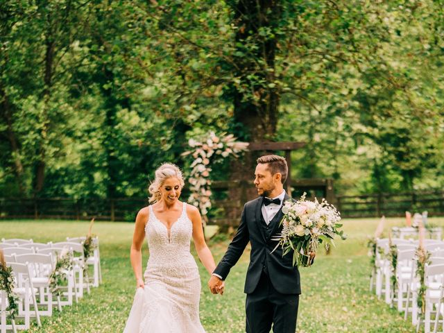Scott and Nicole's Wedding in Knoxville, Tennessee 76