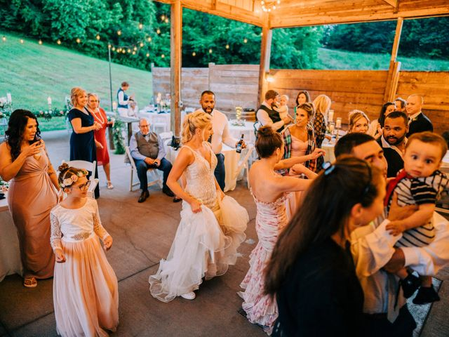 Scott and Nicole's Wedding in Knoxville, Tennessee 119
