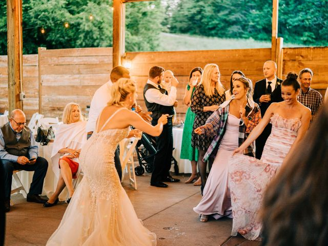 Scott and Nicole's Wedding in Knoxville, Tennessee 120