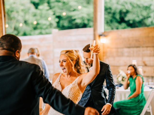 Scott and Nicole's Wedding in Knoxville, Tennessee 125