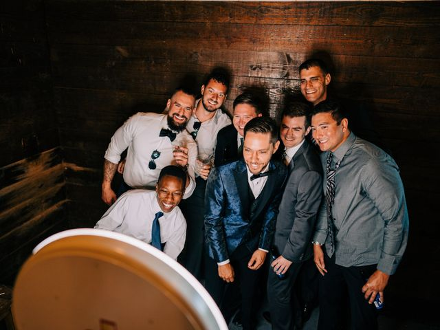 Scott and Nicole's Wedding in Knoxville, Tennessee 139