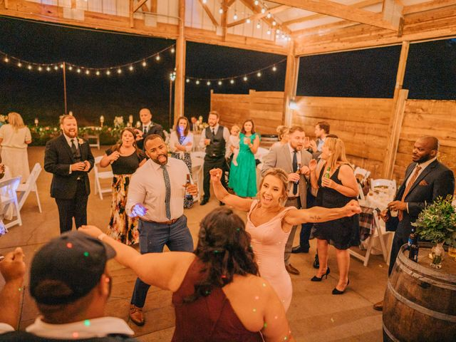 Scott and Nicole's Wedding in Knoxville, Tennessee 161