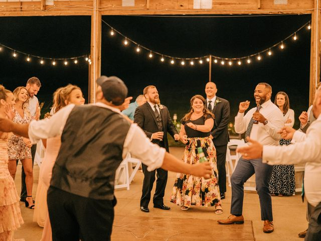 Scott and Nicole's Wedding in Knoxville, Tennessee 162