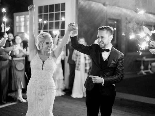 Scott and Nicole's Wedding in Knoxville, Tennessee 172