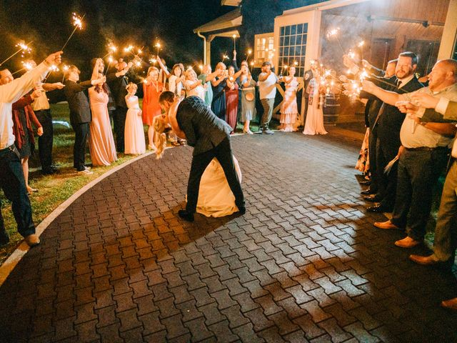 Scott and Nicole's Wedding in Knoxville, Tennessee 174