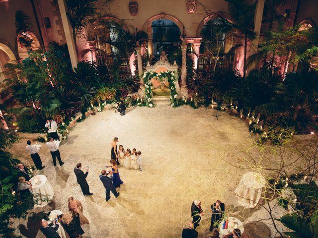 Christine and Jonathan's Wedding in Miami, Florida 14