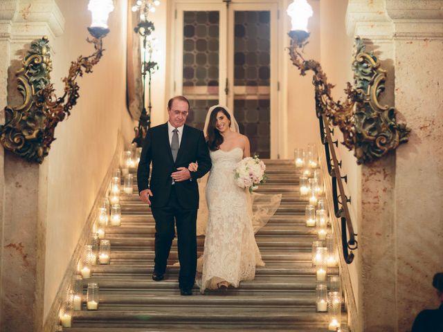 Christine and Jonathan's Wedding in Miami, Florida 10