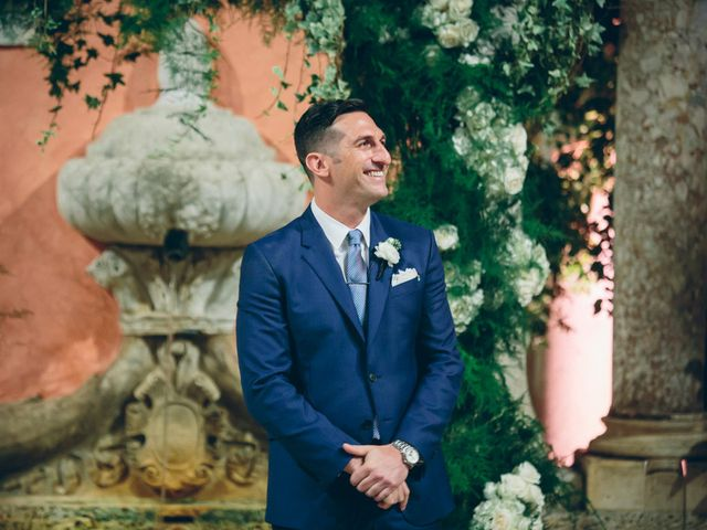 Christine and Jonathan's Wedding in Miami, Florida 11