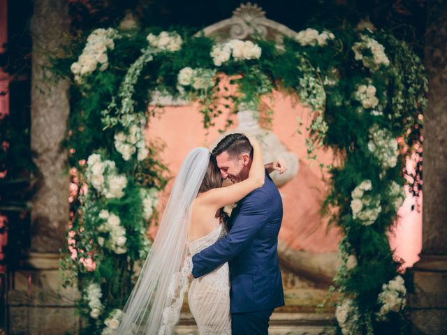 Christine and Jonathan's Wedding in Miami, Florida 13