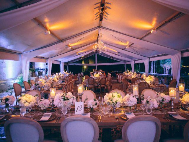 Christine and Jonathan's Wedding in Miami, Florida 15