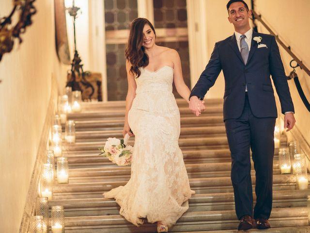 Christine and Jonathan's Wedding in Miami, Florida 18