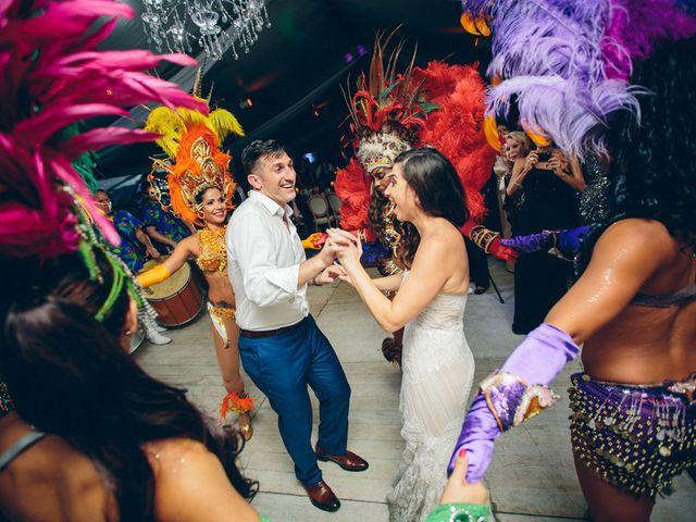Christine and Jonathan's Wedding in Miami, Florida 21