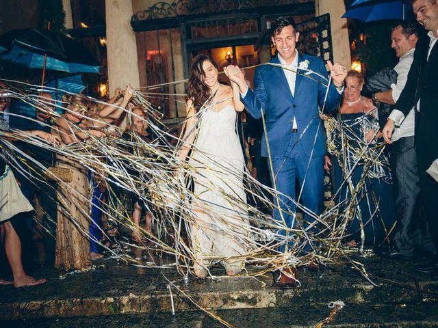 Christine and Jonathan's Wedding in Miami, Florida 22