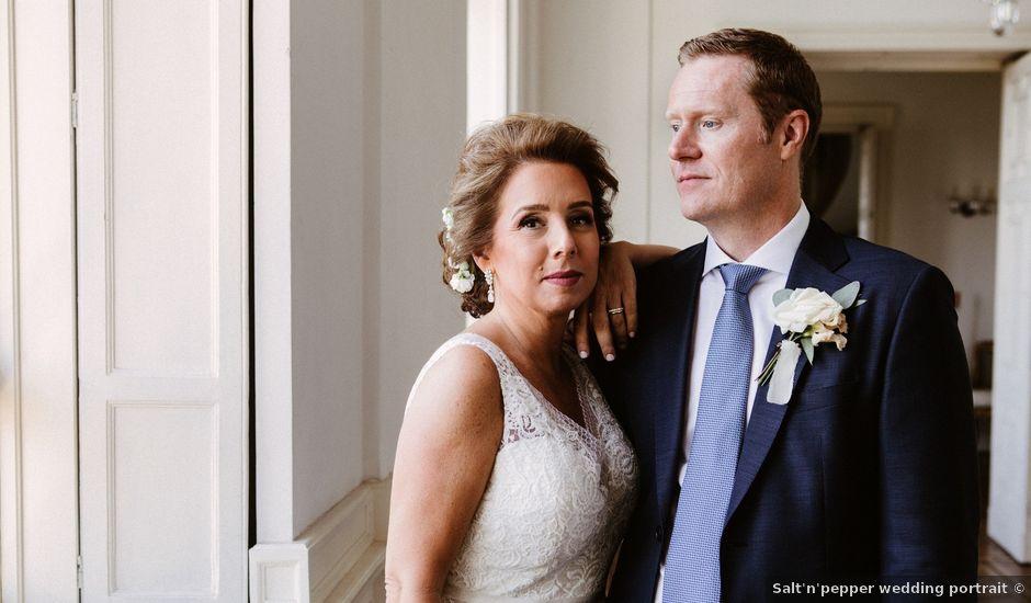 Mark and Lynda's Wedding in Rome, Italy