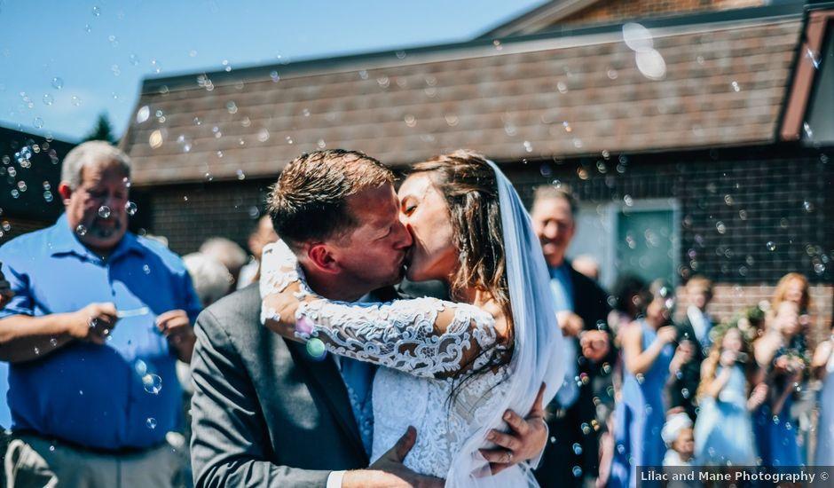Titus and Melinda's Wedding in Cadillac, Michigan