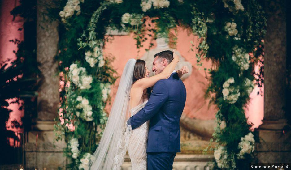 Christine and Jonathan's Wedding in Miami, Florida