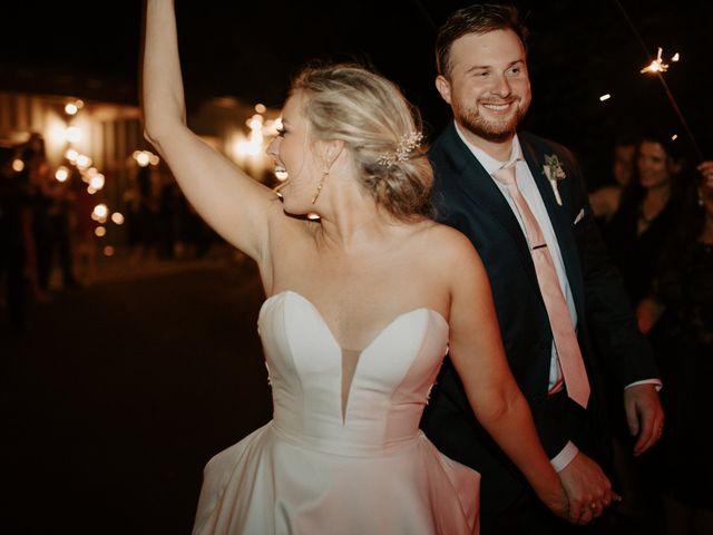 Jonathan and Claire's Wedding in Berryville, Virginia 4