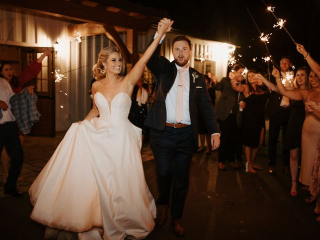 Jonathan and Claire's Wedding in Berryville, Virginia 7