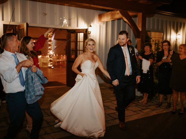 Jonathan and Claire's Wedding in Berryville, Virginia 8