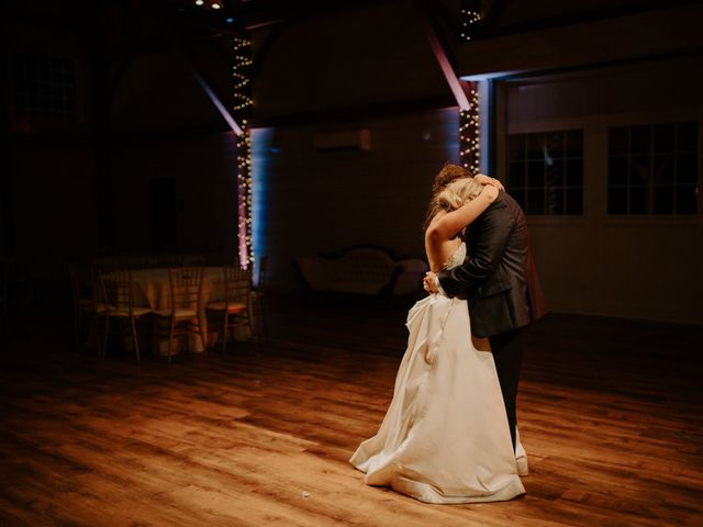 Jonathan and Claire's Wedding in Berryville, Virginia 10
