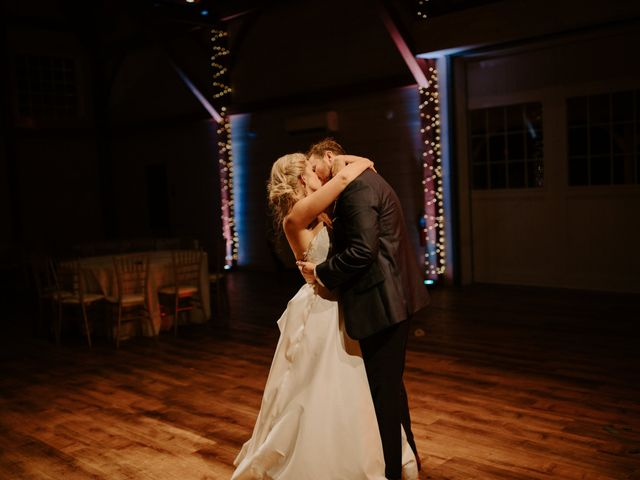 Jonathan and Claire's Wedding in Berryville, Virginia 11