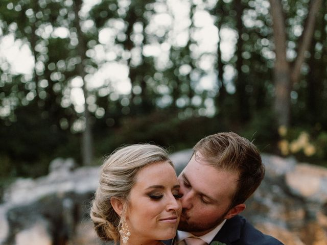 Jonathan and Claire's Wedding in Berryville, Virginia 17