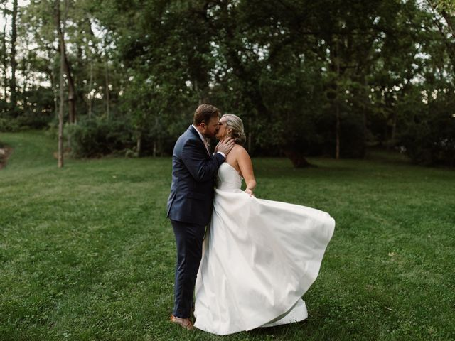 Jonathan and Claire's Wedding in Berryville, Virginia 18