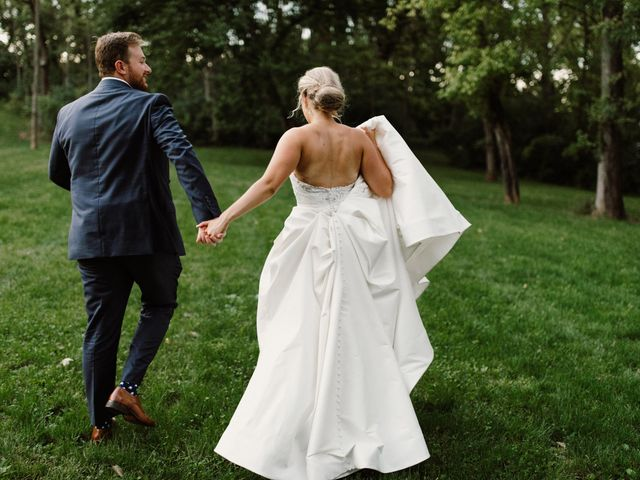Jonathan and Claire's Wedding in Berryville, Virginia 19