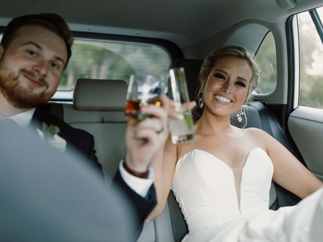 Jonathan and Claire's Wedding in Berryville, Virginia 22