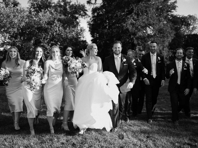 Jonathan and Claire's Wedding in Berryville, Virginia 30