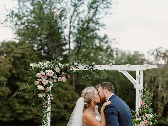 Jonathan and Claire's Wedding in Berryville, Virginia 32